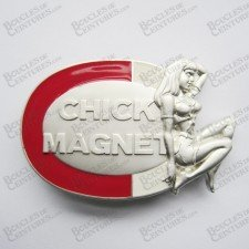 CHICKY MAGNET AIMANT A FILLES