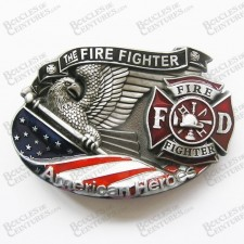 THE FIRE FIGHTERS AMERICAN HEROES