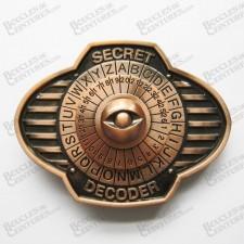 ROTATIVE SECRET DECODER