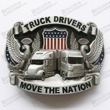 TRUCK DRIVERS MOVE THE NATION