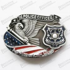 POLICE OFFICER AMERICAN HERO